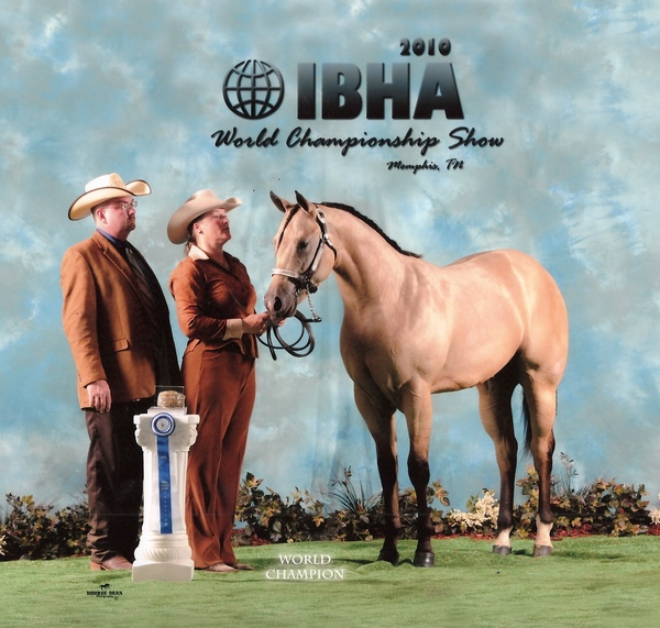 2010 IBHA World Champion
